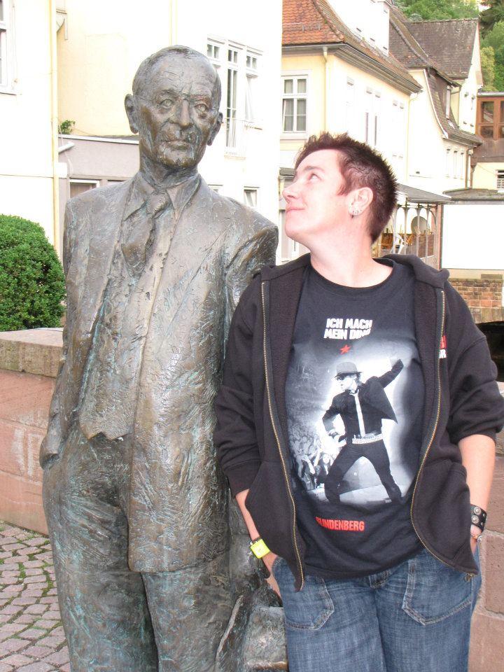 Warum Hermann Hesse mir einen Platz in der ersten Reihe frei hält